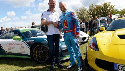 Danske racerstjerner bakker igen op om Race for Riget