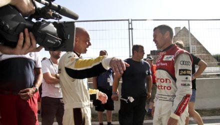 Tom Kristensen Le Mans