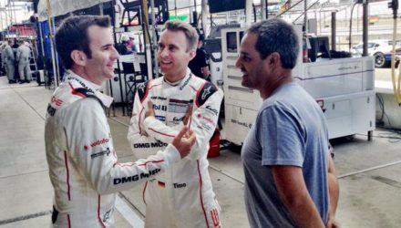 Foto: Porsche Motorsport (Twitter)
