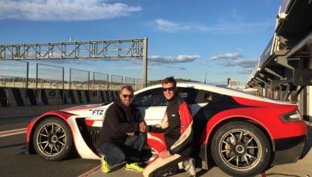 Massive Motorsport. Casper Elgaard og Nicolai Sylvest