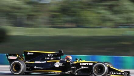 Onsdag d. 19. september kunne Christian Lundgaard som den blot sjette dansker sætte sig bag rattet i en fuldblods Formel 1-racer. Christian er medlem af Renault Sport Academy, der har som erklæret mål at finde den næste kører til Renault F1 indenfor de næste par år. På Hungaroring i Ungarn gennemførte den 18-årige østjyde problemfrit halvanden Grand Prix-distance.