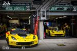 Corvette Racing på testdagen - Foto: Marc Fleury Motorsport Photography