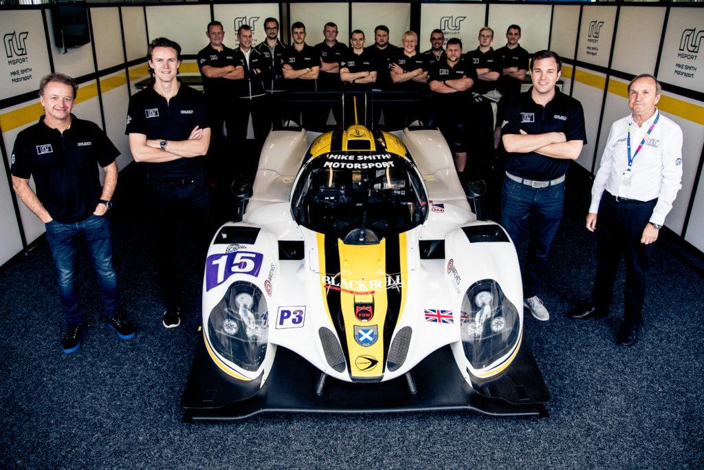 Morten Dons tager en sæson mere i European Le Mans Series næste år