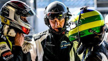 Det var en velfornøjet Morten Dons som onsdag afsluttede to dages testkørsler på Monza-banen