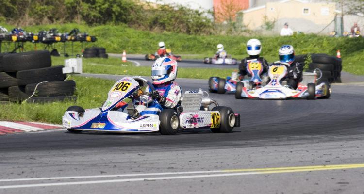 Fuld fart på Dansk Super Kart 2016