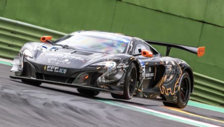 #55 / FFF RACING TEAM by ACM - McLaren 650S