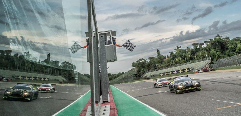 TF Sport Aston Martin vandt Michelin GT3 Le Mans Cup løbet