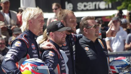 Billeder fra Le Mans 2015