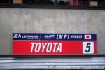 Pre-Le Mans udpakning