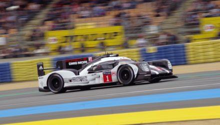 #1 Porsche 919