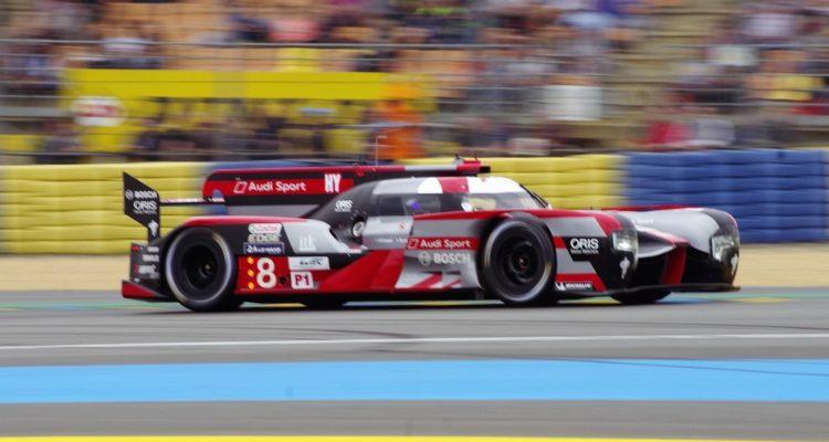 #8 Audi R18