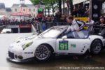 #91 GTE pro Porsche