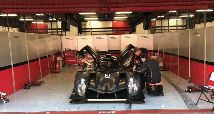 KEO Racing havde en fornem test i LMP3 klassen