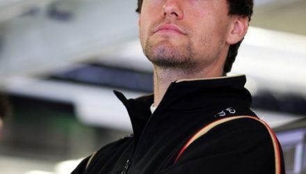 Jolyon Palmer, Lotus F1, 2015