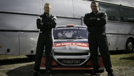 Ulrik Linnemann er klar til 2016 Foto: KCJ Foto