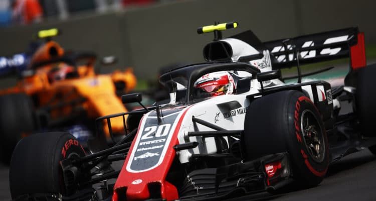 Kevin Magnussen, Mexico. Foto: Haas F1 Team