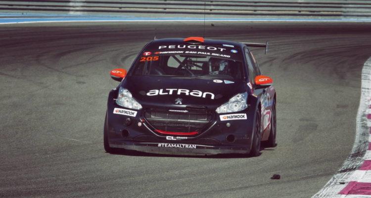Foto: Team Altran Peugeot