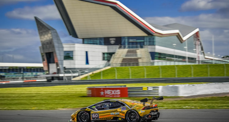 Lamborghini Super Trofeo Europe - Dennis Lind Foto: Lamborghini