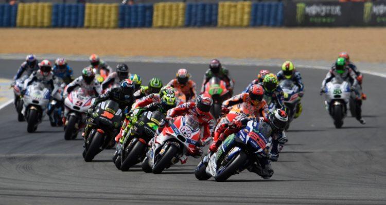Lorenzo Sejrer på Le Mans