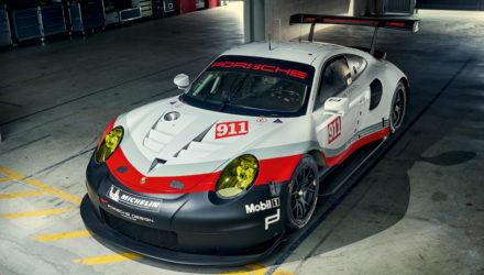 Michael Christensens nye Porsche