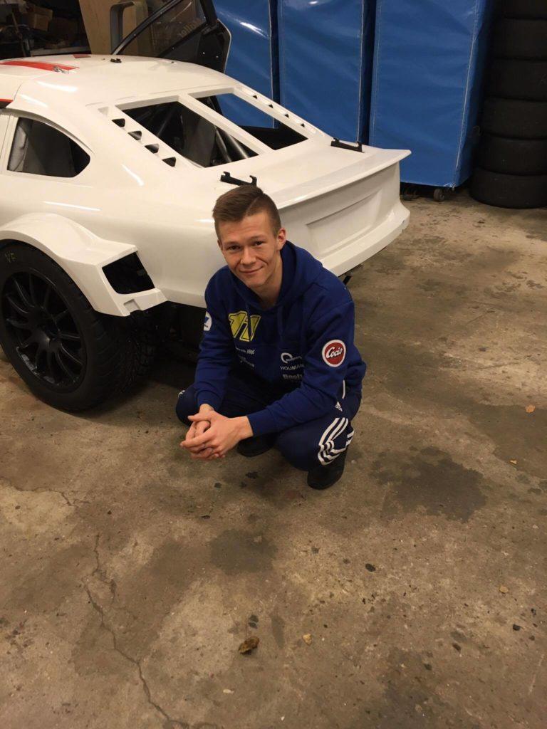 Martin Andersen skifter fra DTC til Super Tourisme Turbo