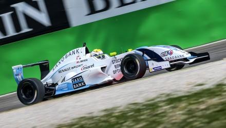 Flot debut til Lasse Sørensen Formel Renault 2.0
