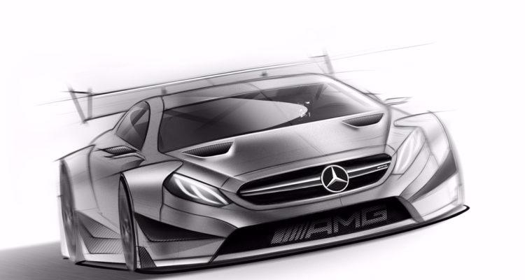 Mercedes DTM