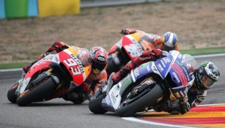 MotoGP Kalender 2016 Lorenzo vinder