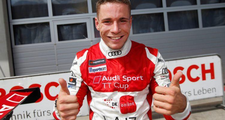 Nicolaj Møller Madsen - foto: Audi Sport