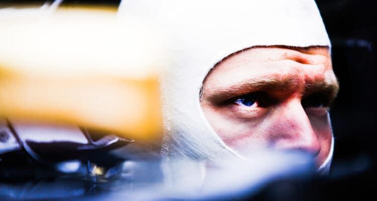 Kevin Magnussen F1 test 2019