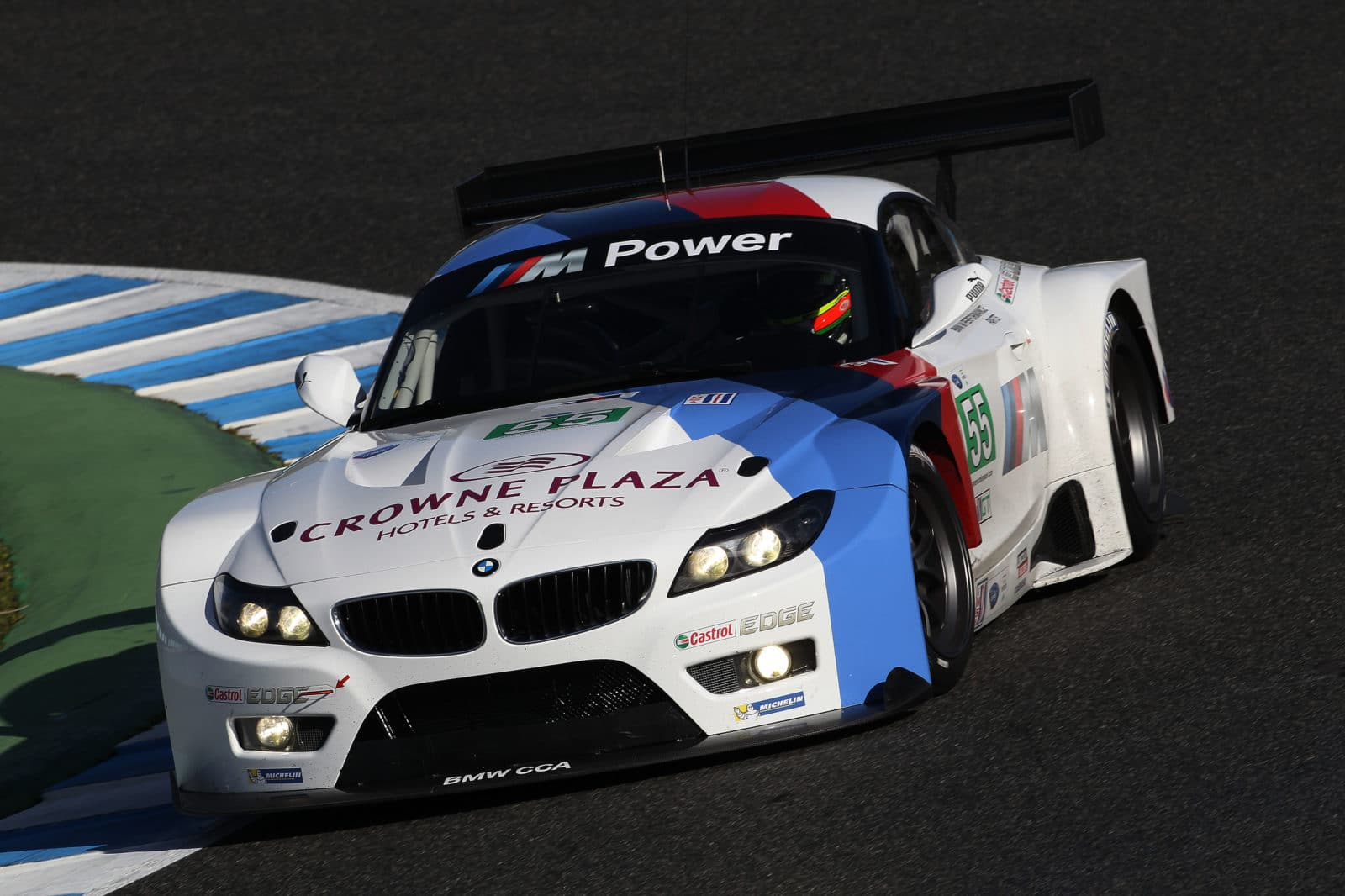 Bmw Viser Z4 Gte Racemag