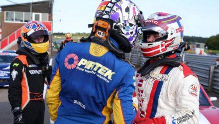 Patrik Matthiesen, Snetterton 2015