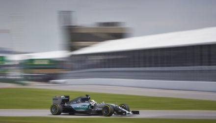 Lewis Hamilton, Canadas GP 2015 - Foto: Mercedes-Benz