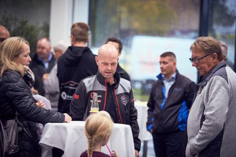 Præsentationen af den nye klasse i danske motorsport Formel 4