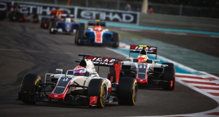 Kevin Magnussen Haas Formel 1 nyheder