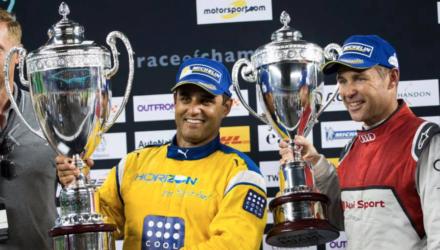 Tom Kristensen blev igen nummer 2 ved Race of Champions