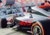 Haas Kevin Magnussen formel 1 vintertest 2017