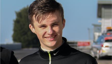 Jan Jønck skifter fra Formel 3 til GT4-team