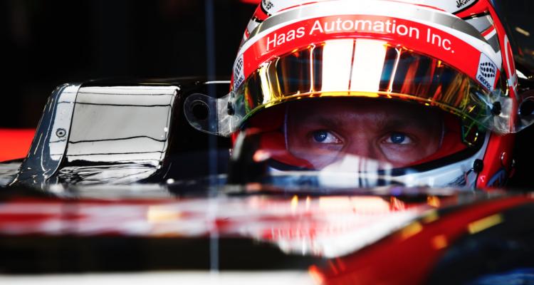 Se Formel 1 TV og Kevin Magnussen Formel 1 20178
