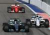 Sebastian Vettel var utilfreds med Felipe Massa efter Ruslands Grandprix