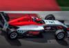Christian Lundgaard er på en øjeblikkelig andenplads i Formel 4.
