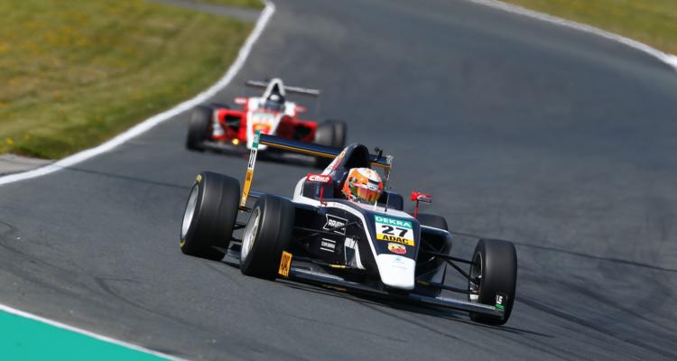 Nicklas Nielsen er opsat på at vende tilbage til toppen af den tyske Formel 4-serie, når der i den kommende weekend køres race på Red Bull-banen i Østrig