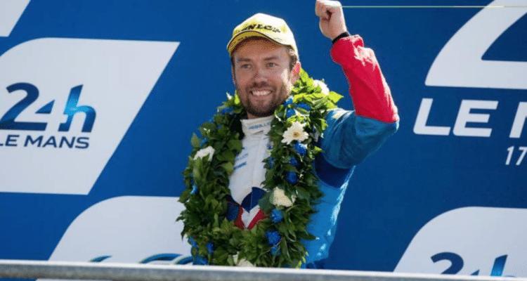 David Heinemeier Hansson diskvalificeret fra Le Mans 2017