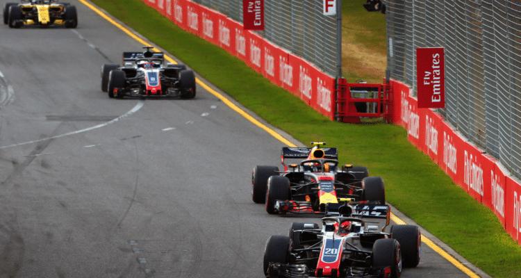 Formel 1 nyheder - læs F1 nyheder om Kevin Magnussen her