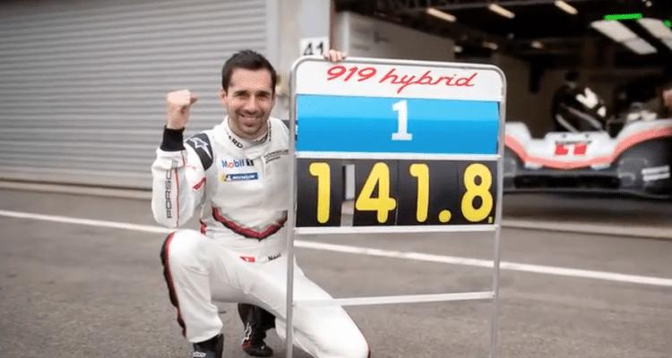 Verdens hurtigste racerbil
