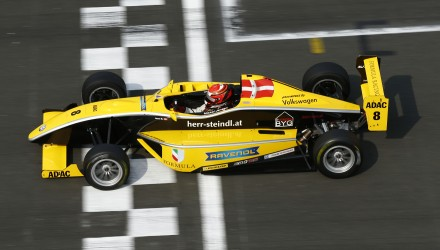 ADAC Formel Masters, Oschersleben, Neuhauser Racing, Mikkel Jensen