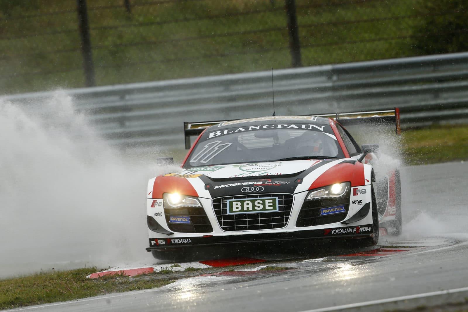 11.05.2014 - ADAC GT Masters ADAC GT Masters, Zandvoort, Prosperia C. Abt Racing, Nicki Thiim, Fabian Hamprecht
