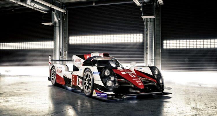 Her er Toyotas LMP1-racer