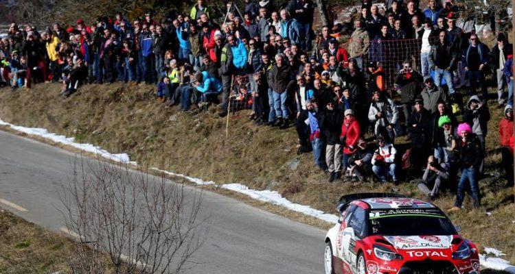 Sveriges Rally 2016