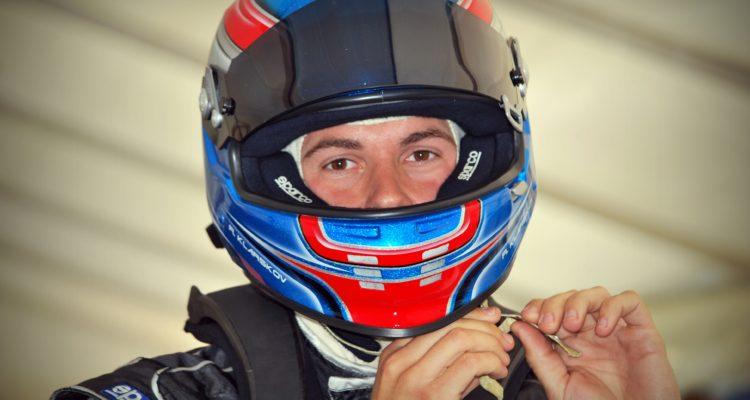 Rasmus Klarskov sikrede sig titlen i Citroën DS3 Cup 2015